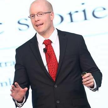Christoph Trappe, keynote content marketing speaker