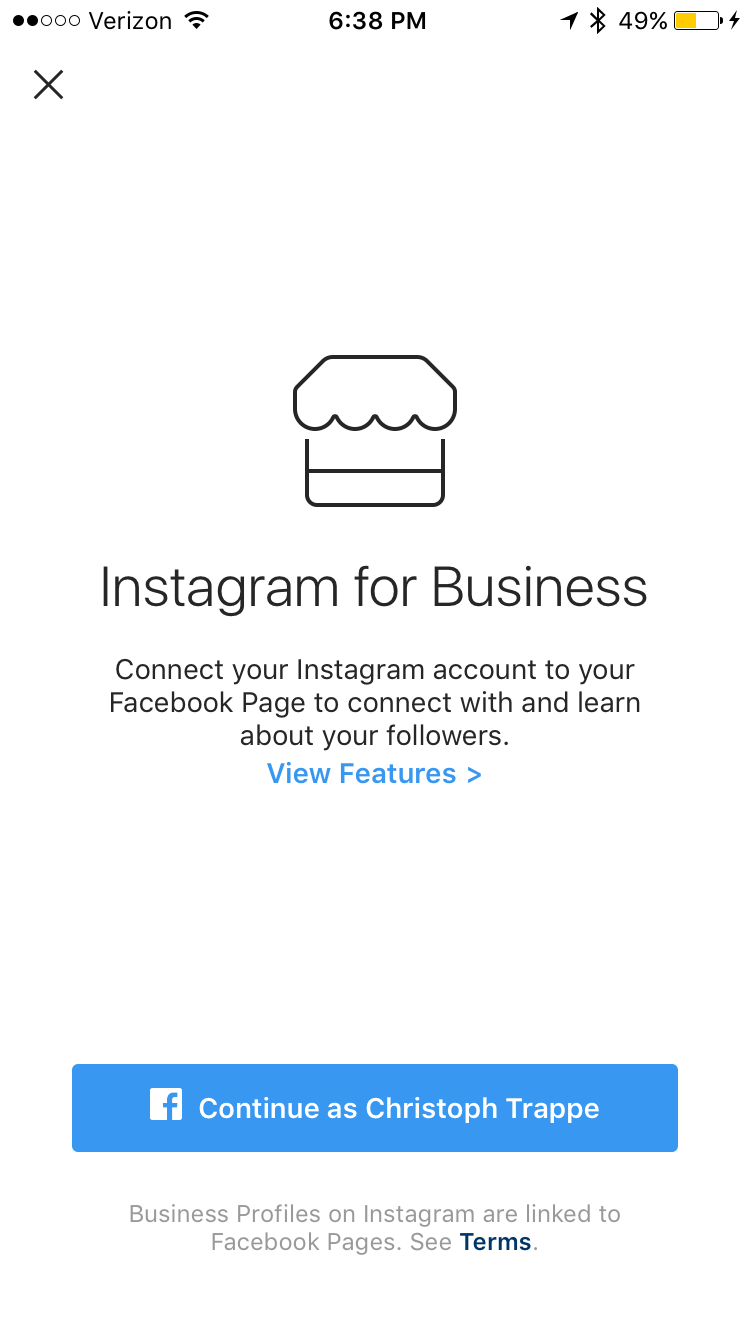 Updated: How To Add The Contact Button To Your Instagram Account In Seconds  The Authentic How To Delete Facebook