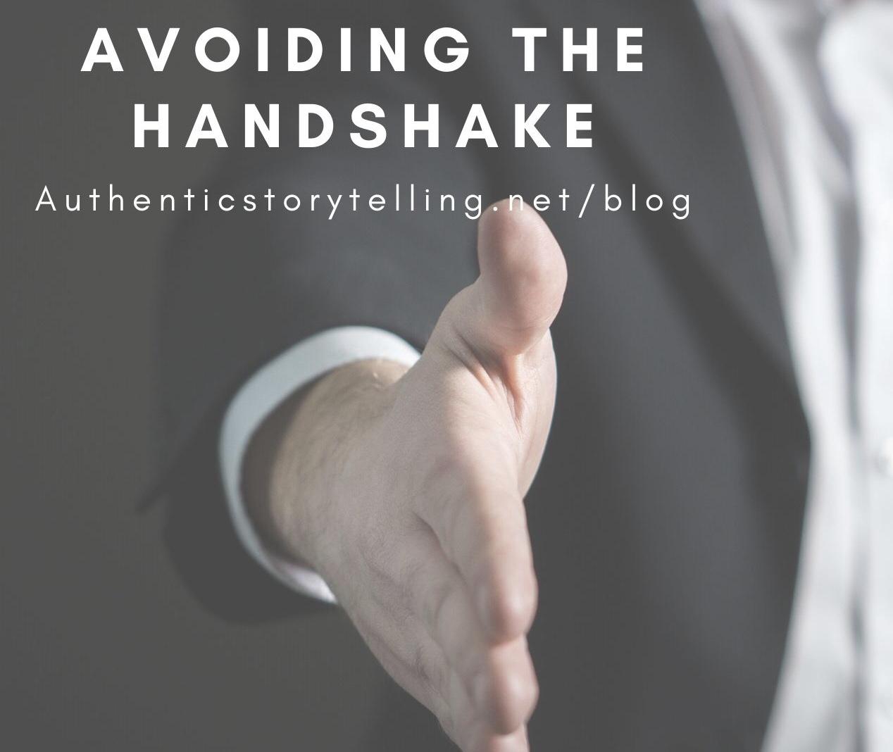 Avoiding the handshake