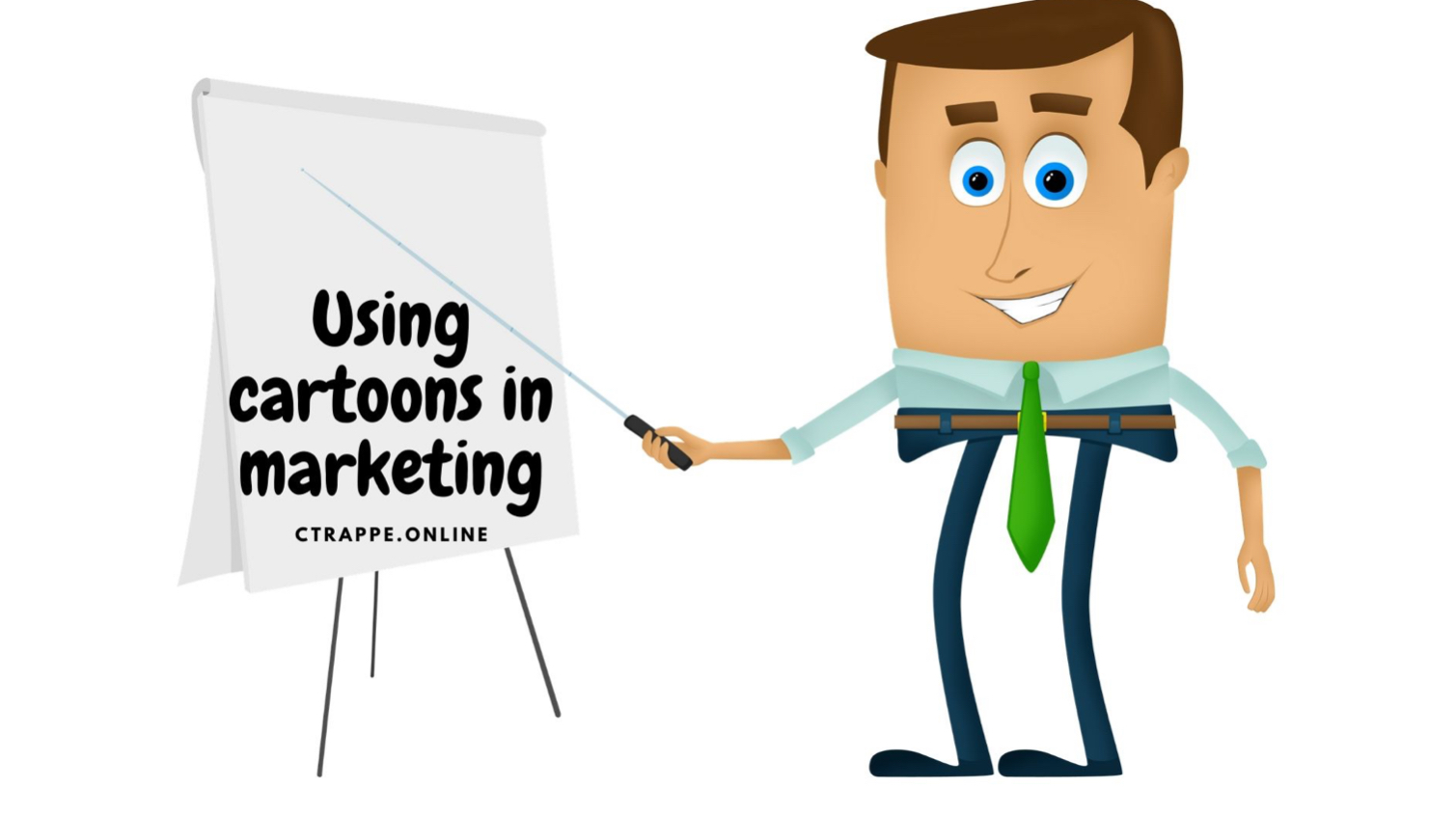 Using cartoons in marketing