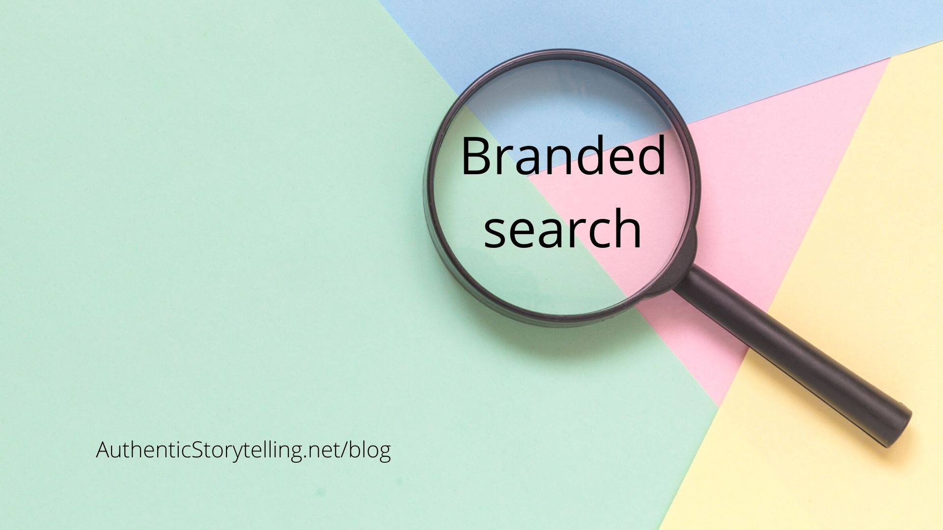 Branded search