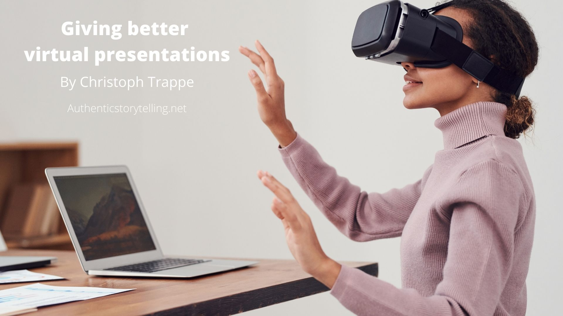 virtual presentation tips